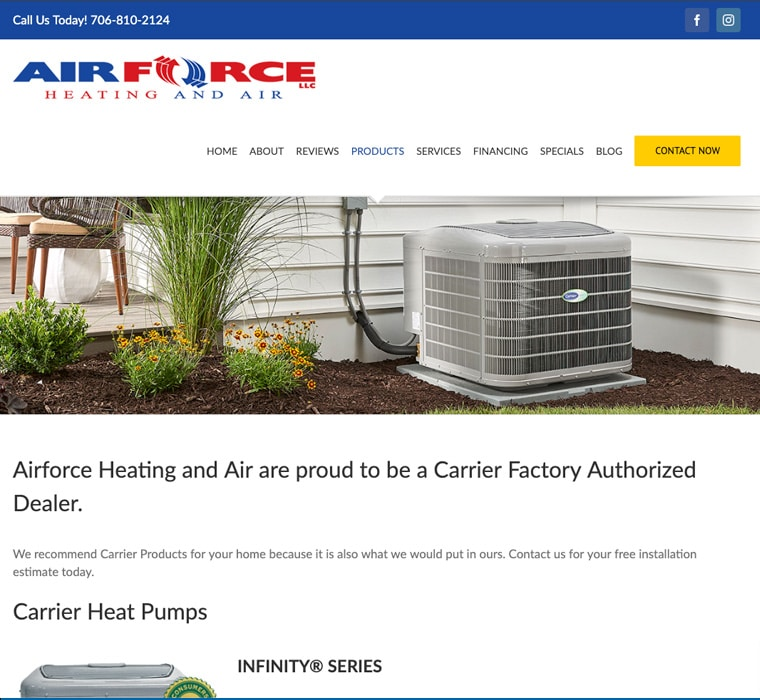 Air Force Heating and Air